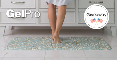 GelPro | Comfort Anti Fatigue Mats | Sponsor of the Month