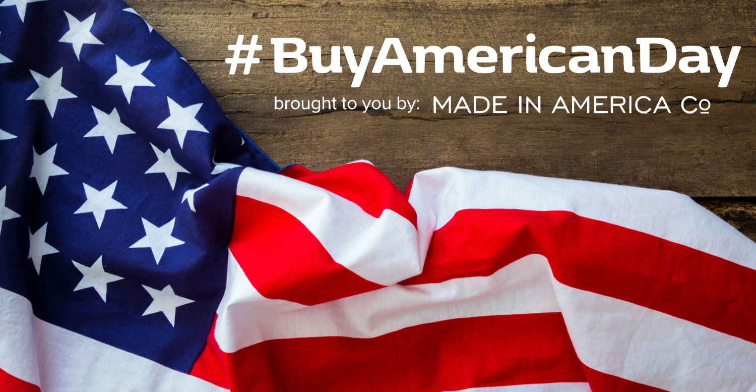 #BuyAmericanDay Deals | Save Up to 50%