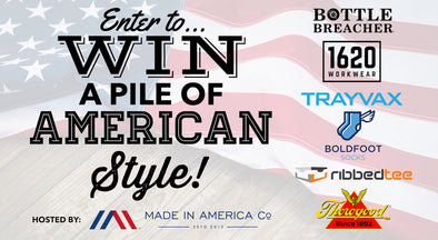 Enter to Win a Pile of American Style! - Giveaway