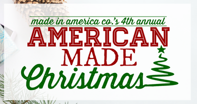 Announcing MIA Co.'s 4th Annual American Made Christmas!
