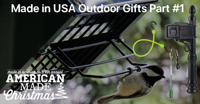 Day 6: Made in USA Outdoor Gifts Part #1