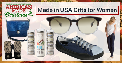 Day 3: Made in USA Gifts for Women
