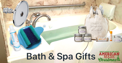 Day 11: Bath & Spa Gifts