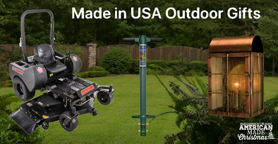 Day 7: Made in USA Outdoor Gifts Part #2