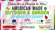 American-Made Outdoor & Garden Spring Giveaway!