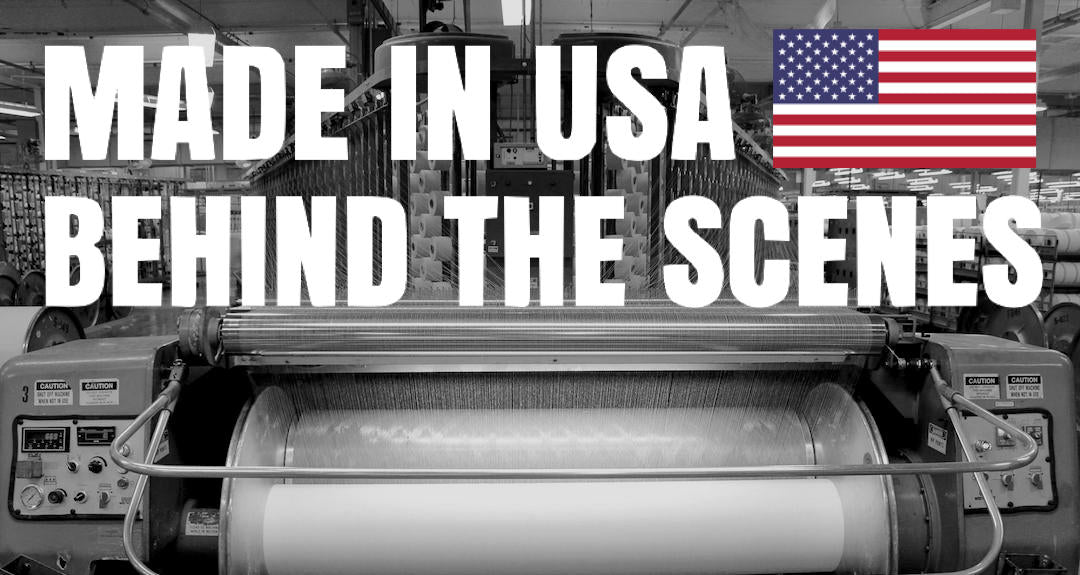 Made in USA Behind the Scenes - Part 2
