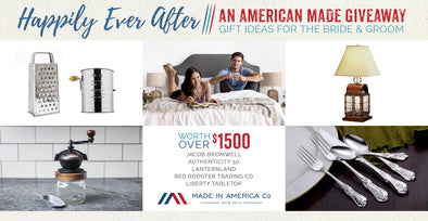 Happily Ever After | An American Made Giveaway