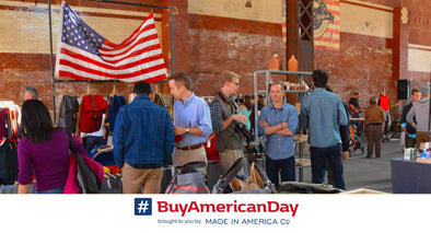 Announcing our 3rd Annual #BuyAmericanDay | Oct. 6