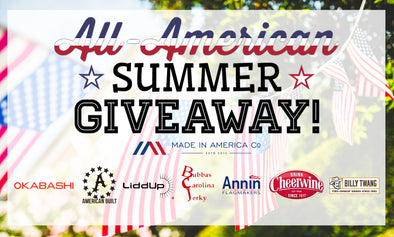 All-American Summer Giveaway | Enter to Win