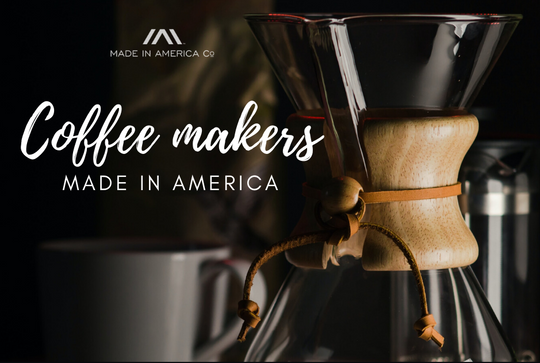 Coffee Makers Made In USA