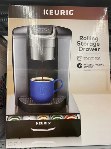 Keurig coffee maker not made in america