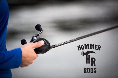 50 brands committed to the american made movement made for Hammer fishing rods