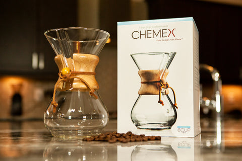 chemex coffee maker made in america