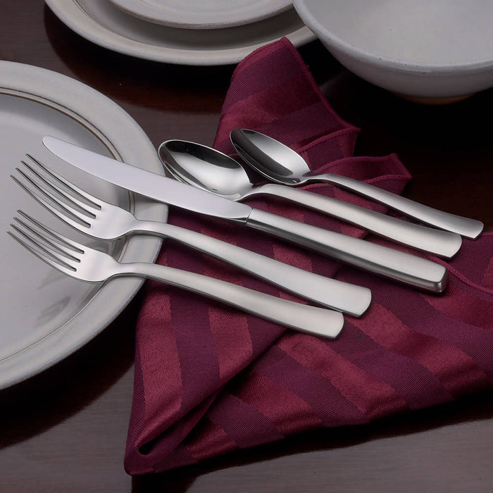 Liberty Tabletop® Flatware Satin America 45pc Set