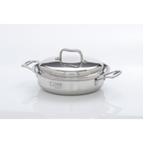 15-Piece Stainless Steel Cookware Set - 360 Cookware 360 Cookware