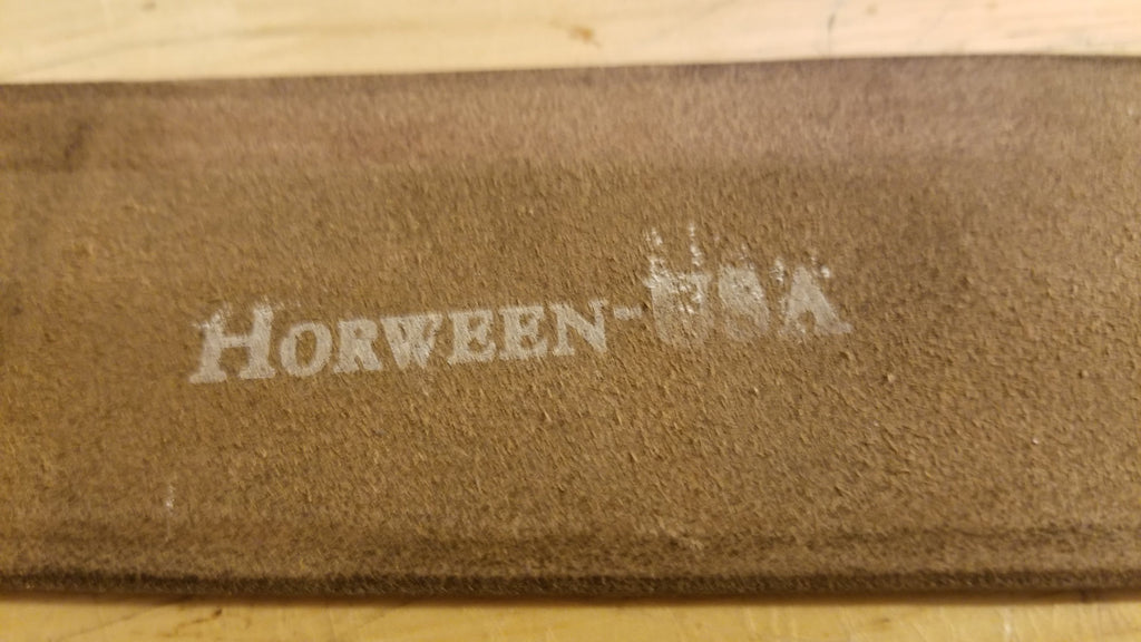 Limited Edition Horween Tannery Original Tin Cup by Harbinger Leather Design