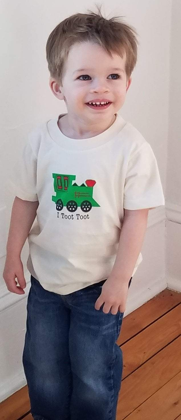 Toot Toot Toddler T-shirt