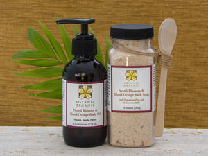 Neroli Blossom & Blood Orange Bath Soak