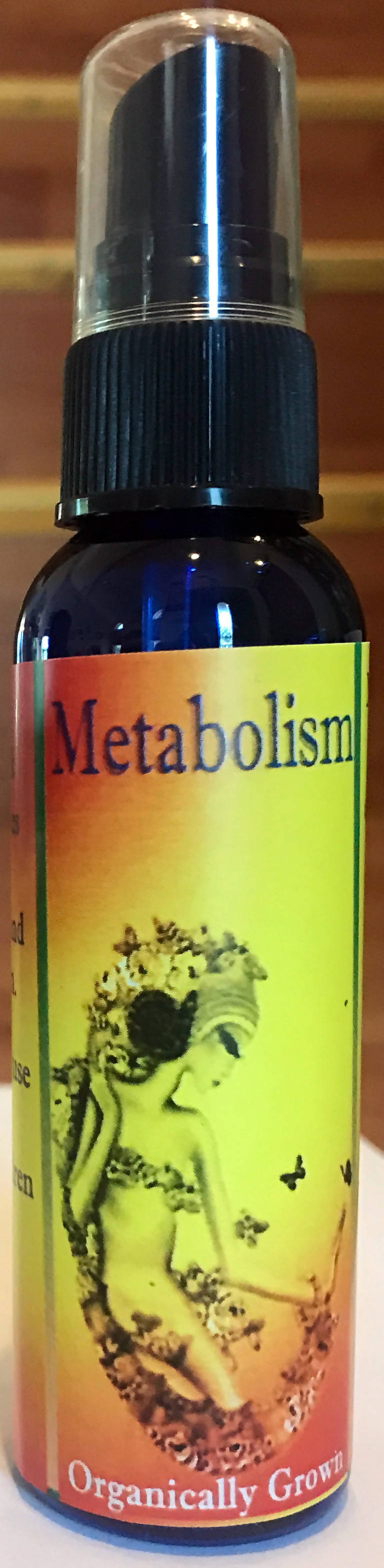 Metabolism (Sweet Orange scent) 2 oz Spray