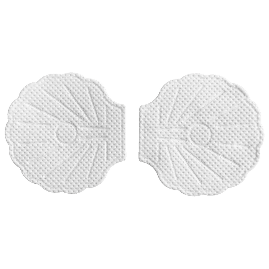 biodegradable and disposable nursing pads