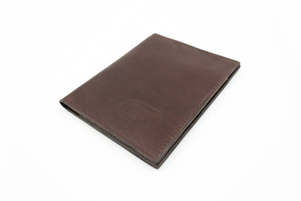 Passport Wallet - Bison Leather