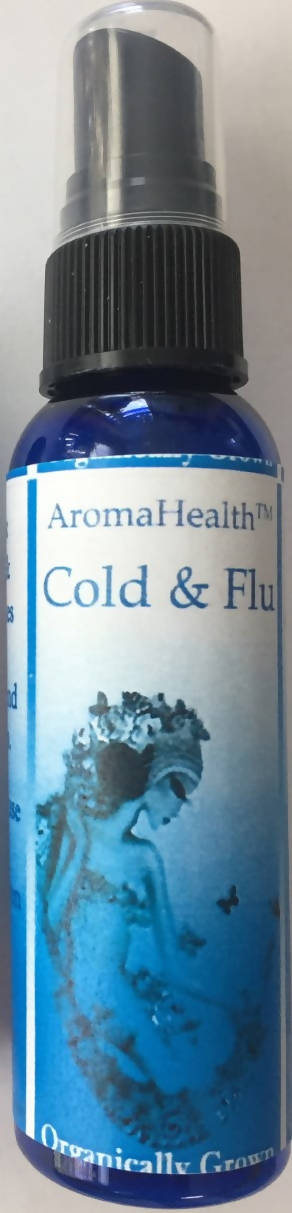Cold and Flu (Anise Hyssop scent) 2 oz Spray