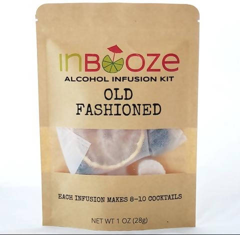InBooze Old Fashioned Cocktail Kit