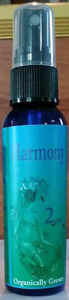 Harmony (Rose/Lavender scent) 2 oz Spray