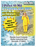 Florida Coast Hydroblast suit