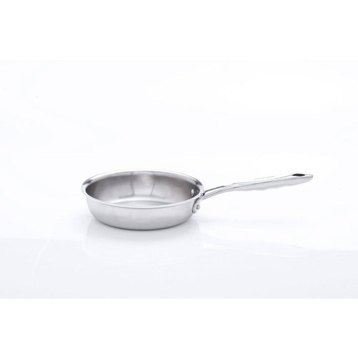 Stainless Steel 7 Inch Fry Pan - 360 Cookware 360 Cookware