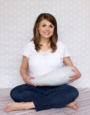 Trinity II™ Nursing Pillow (Medium) With Pillowcase
