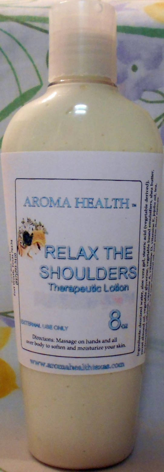 Relax the Shoulders