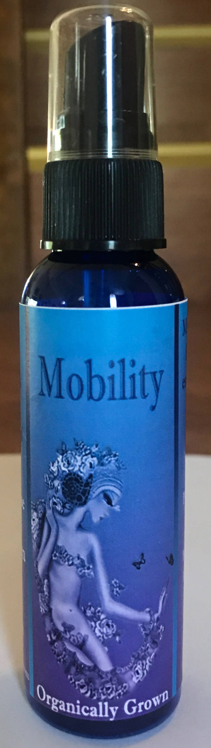 Mobility ( Orange Blossom scent) 2 oz Spray
