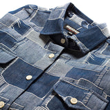 Women's Boro Denim Shirt