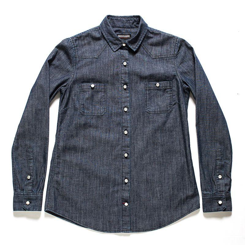 Bowery Denim Shirt  for woman