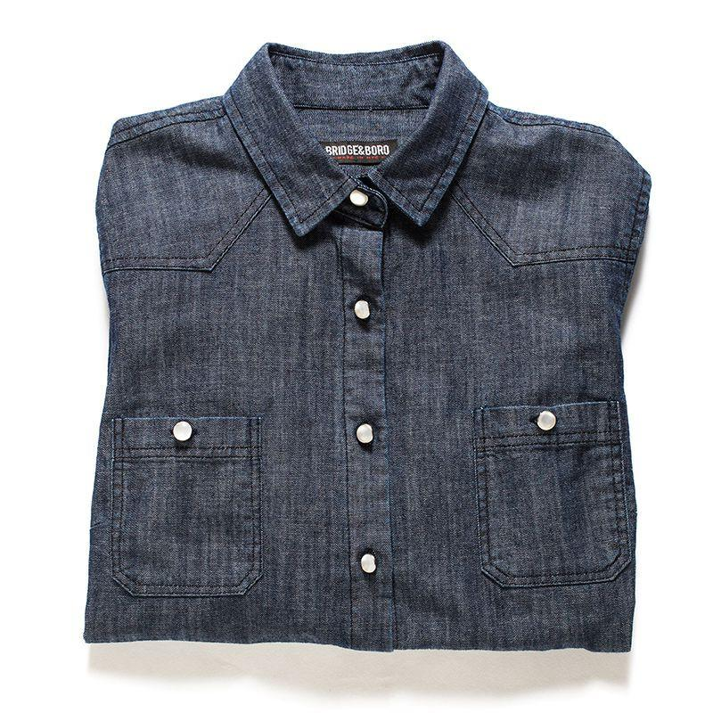 Women's Bowery Denim Shirt