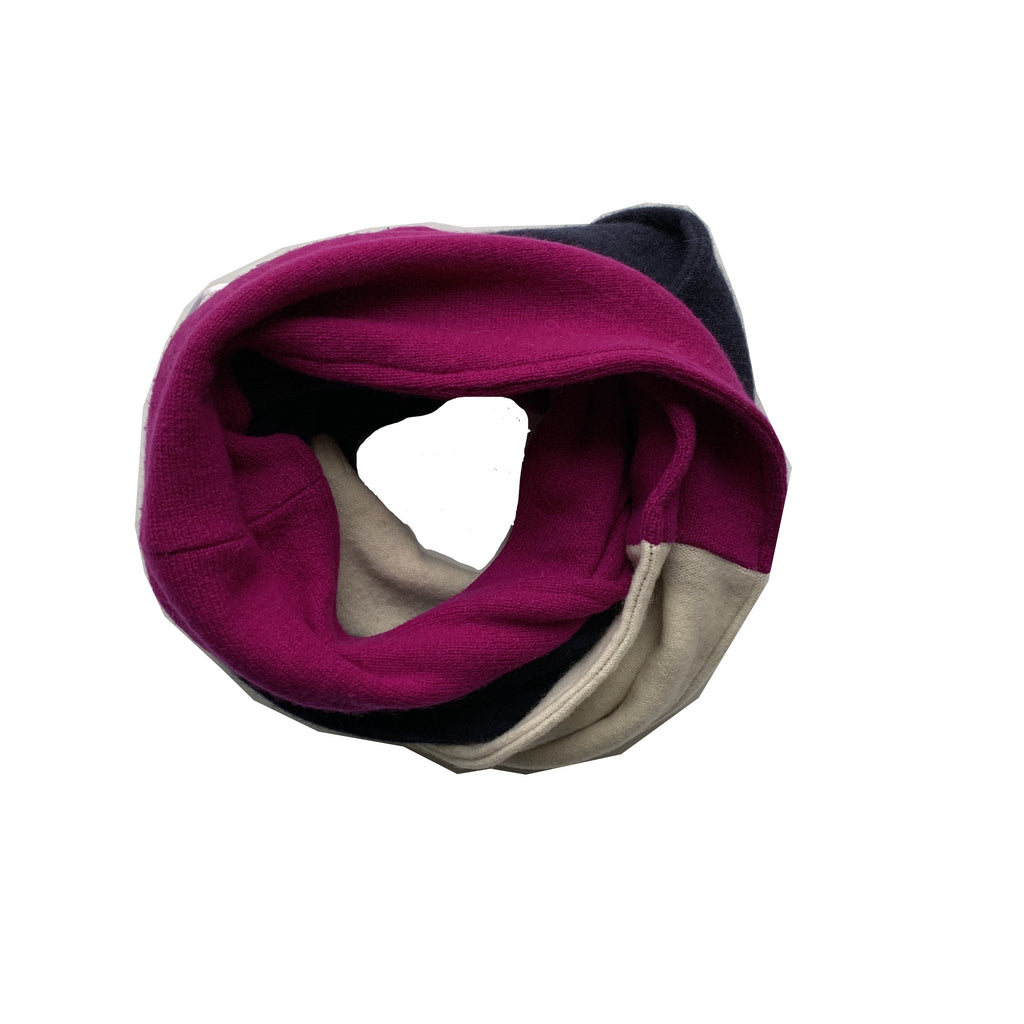 Cashmere Circle Scarf 038