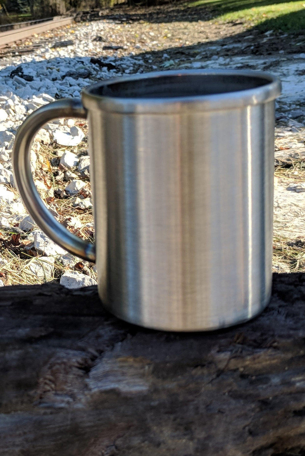 Original Tin Cup [Handle Free]