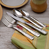 Liberty Tabletop® Flatware Weave 45pc Set