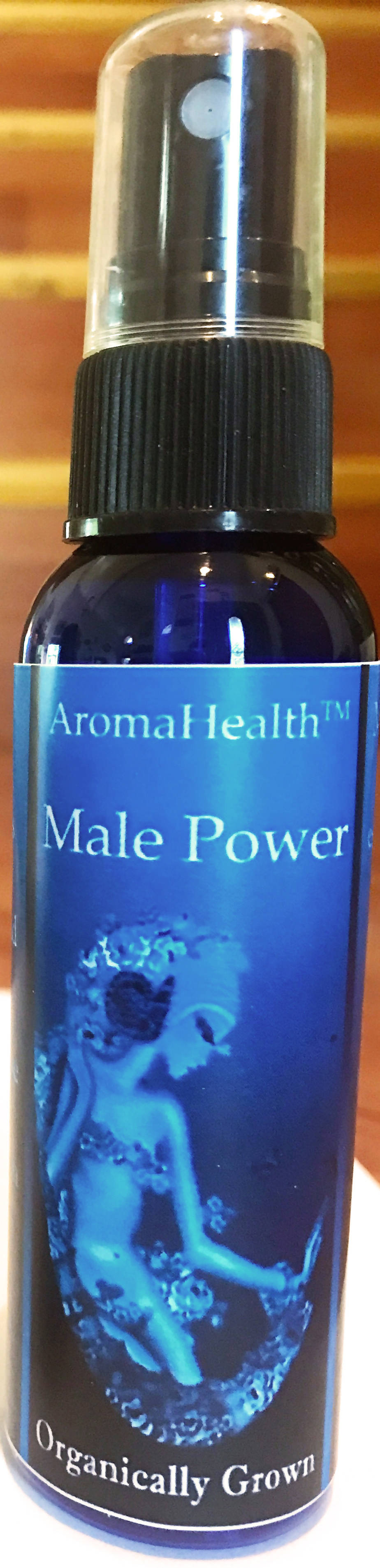 Male Power (Basil scent) 2 oz Spray