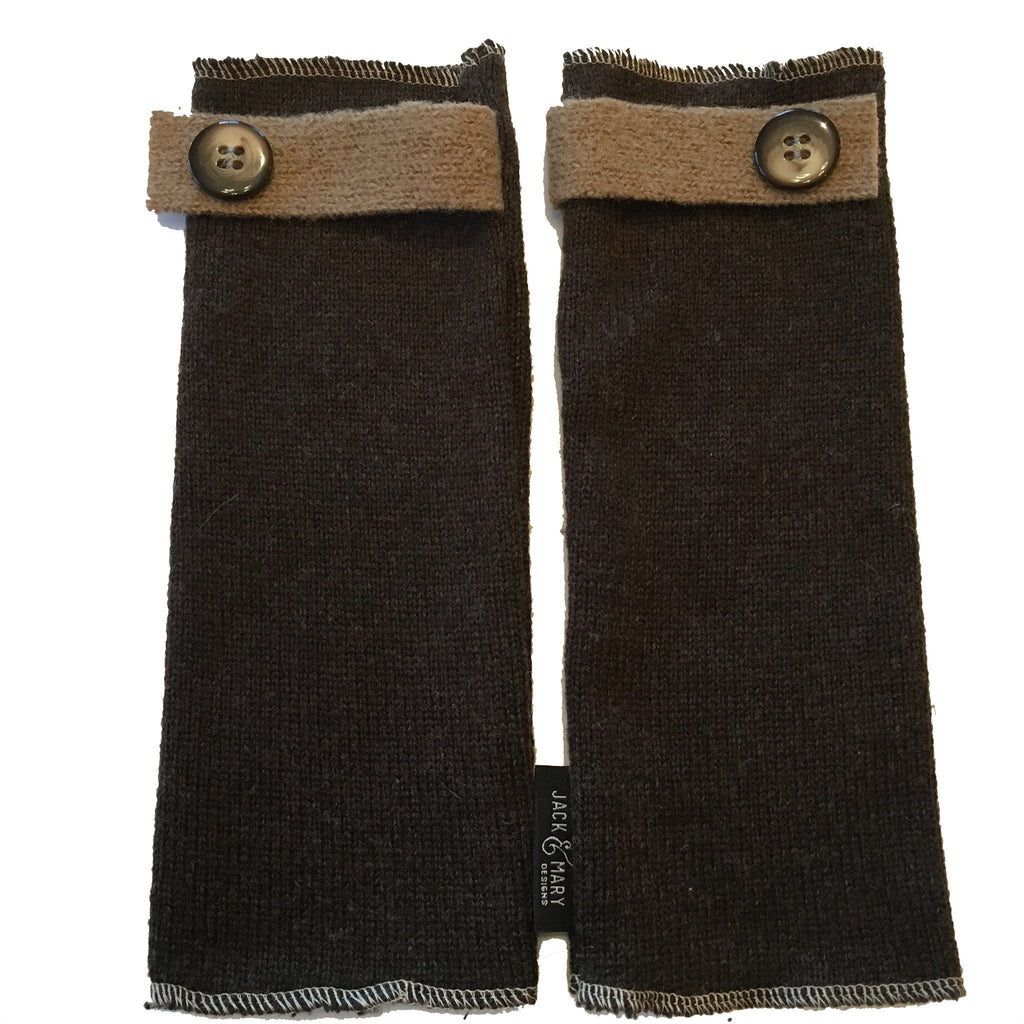 Fingerless Mittens Long 120