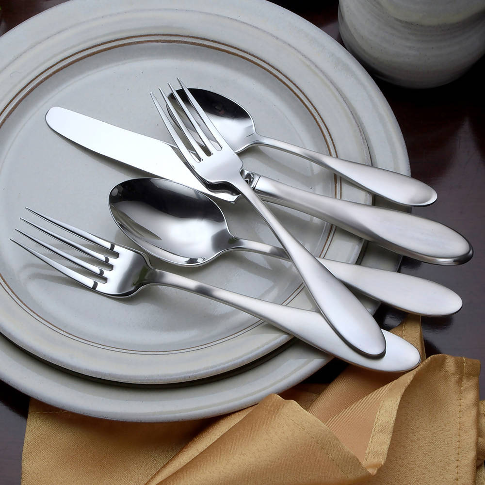 Liberty Tabletop® Flatware Mallory 65pc Set