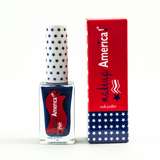 United We Stand Navy Blue Nail Polish