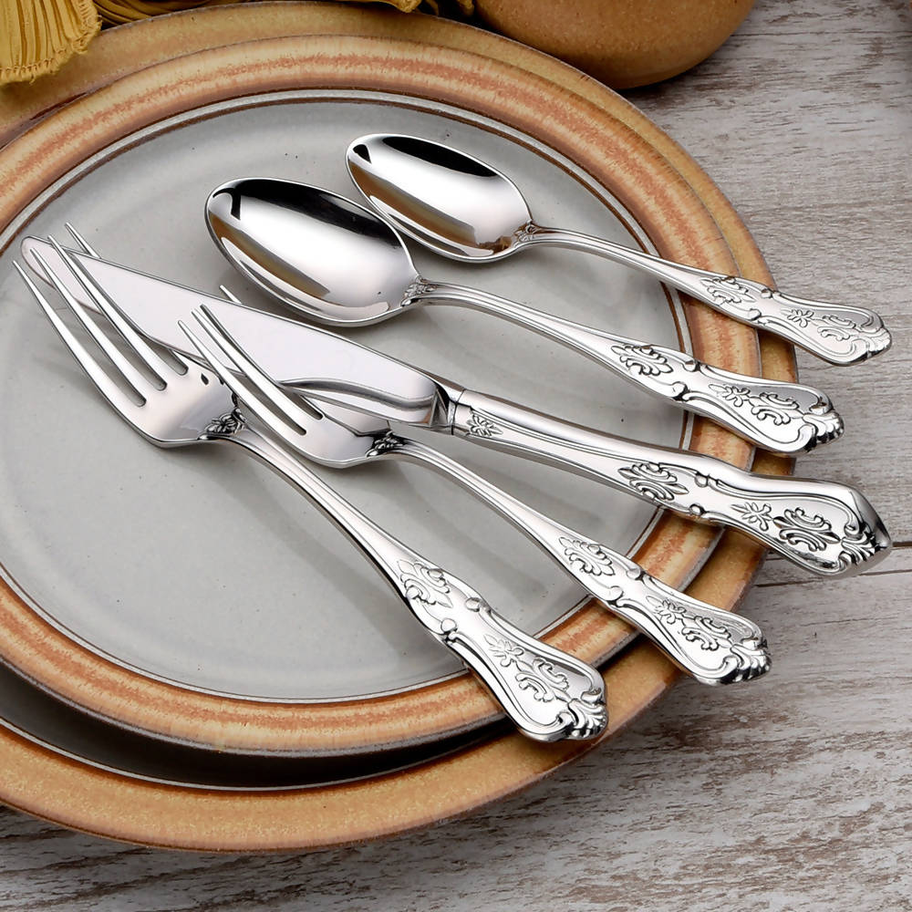 Liberty Tabletop® Flatware Kensington 20pc Set