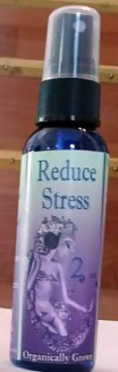 Reduce Stress ( Lavender, Spike and Provence scent) 2 oz Spray