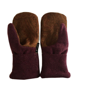 Men's Driving Mittens 114