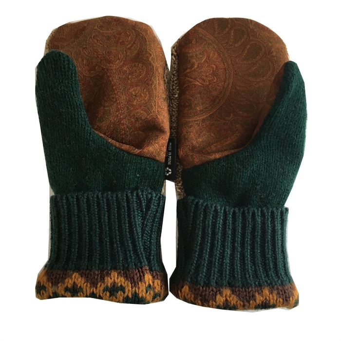 Men's Driving Mittens 115