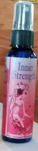 Inner Strength ( Orange/Ginger scent) 2 oz Spray