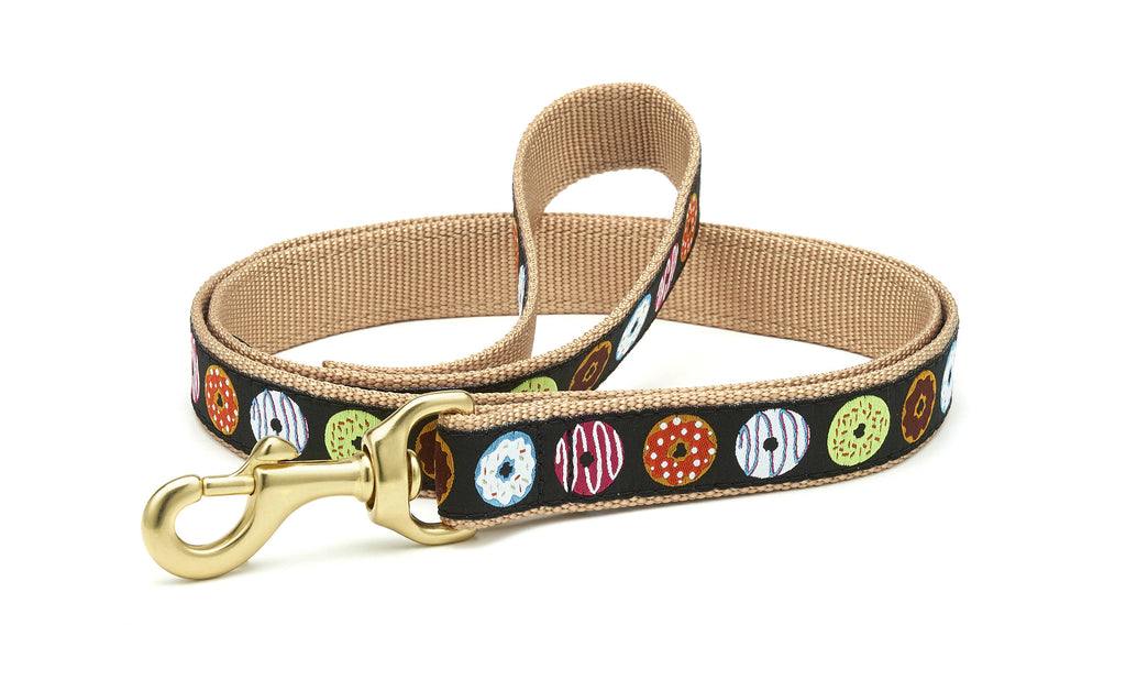 Donuts Dog Lead