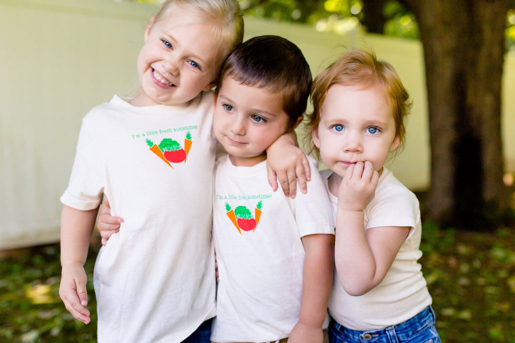 Fresh Sometimes - Toddler t-shirt